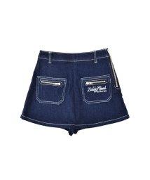 ZIDDY/TRPUデニム巻きスカート風スカートパンツ/501909580