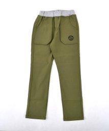 SLAP SLIP/ストレッチツイル立体ポケットテーパードパンツ/501911202