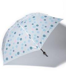 LANVIN en Bleu/総柄折りたたみ傘/501936016