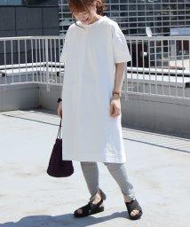 coen/【WEB限定復刻】天竺タックワンピース/501962031