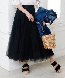 Girly Doll/【Girly Doll 】チュールロングスカート/501963345