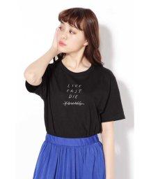ROSE BUD/プリントTシャツ/501986874