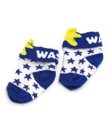 WASK/星モチーフBABYカップソックス/501988734