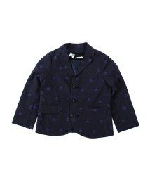 WASK/星刺繍テーラードジャケット(120cm)/501988789