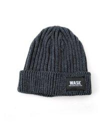 WASK/リブ編みニットキャップ/501989036