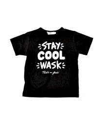 WASK/天竺柄ナレプリントTシャツ(110cm~130cm)/501989064