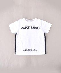 WASK/冷感脇テープTシャツ(140cm~160cm)/501989097