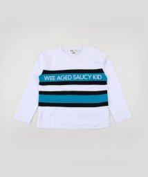 WASK/【カタログ掲載】天竺バストラインTシャツ(110cm~130cm)/501989140