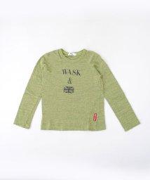 WASK/エルパソ天竺ロゴ+ユニオンジャックプリントTシャツ(110cm~130cm)<b/501989147