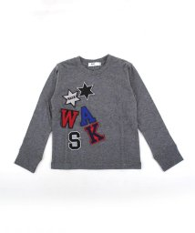 WASK/天竺ワッペンSETTシャツ(110cm~130cm)/501989149