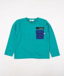 WASK/ポケットTシャツ(110cm~130cm)/501989153