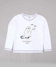WASK/袖ヒゲPTTシャツ(140cm~160cm)/501989156