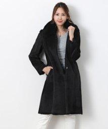 sankyoshokai/スーリー アルパカ コート フォックス 襟付き 日本製/501989438