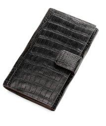 HALEINE/[HALEINE] 長財布 クロコダイル レザー 本革カード大容量/501989556