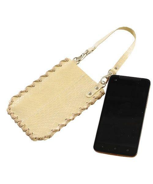 iPhone6 ケース カバー レザ− 日本製 スマホ スマートフォン ヘビ革 蛇革 本革 モバイルケース/カバー