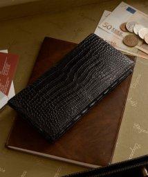 sankyoshokai/本物のスモールクロコダイルレザー長財布 (ポロサス)/501989651