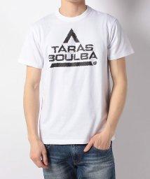 TARAS BOULBA/タラスブルバ/メンズ/ビッグロゴTシャツ/501989988