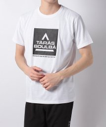 TARAS BOULBA/タラスブルバ/メンズ/スクウェアロゴTシャツ/501989990