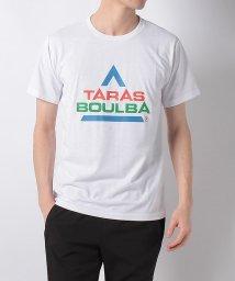 TARAS BOULBA/タラスブルバ/メンズ/カラフルロゴTシャツ/501989993
