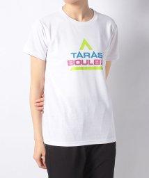 TARAS BOULBA/タラスブルバ/レディス/カラフルロゴTシャツ/501989999