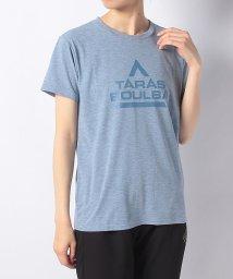 TARAS BOULBA/タラスブルバ/レディス/カラーヘザーロゴTシャツ/501990001