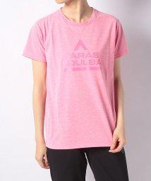 TARAS BOULBA/タラスブルバ/レディス/カラーヘザーロゴTシャツ/501990002