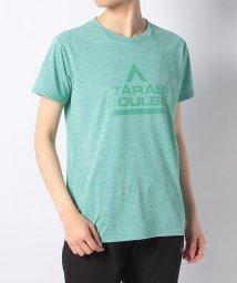 TARAS BOULBA/タラスブルバ/レディス/カラーヘザーロゴTシャツ/501990003