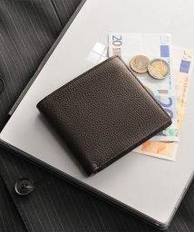 Mia Borsa/[Mia Borsa] 牛革レザー 折り財布 両カード メンズ/501990710
