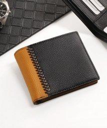 Mia Borsa/[Mia Borsa] 牛革レザー ミニ折り財布薄型 メンズ レディース/501990712