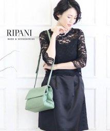 RIPANI/イタリア製 ソフト レザー ショルダーバッグ レディース/501990713