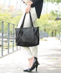 HALEINE/[HALEINE] 本革 トートバッグ レディース 大きめ 日本製 A4/501990737