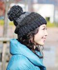 sankyoshokai/ニット帽 イタリア糸 ポンポン付き/501990783