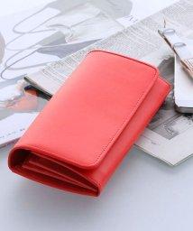 HALEINE/[HALEINE] 牛革レザー コンパクト財布 レディース/501990812