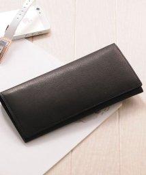 PRAIRIE/[PRAIRIE GINZA] キッドレザー 二つ折り長財布 日本製/501990836