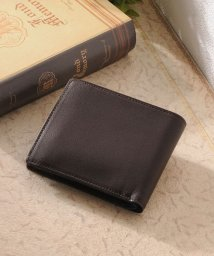 PRAIRIE/[PRAIRIE GINZA] キッドレザー 二つ折り財布 小銭入れ付き日本製/501990841