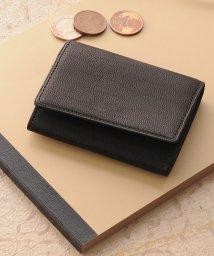 PRAIRIE/[PRAIRIE GINZA] キッドレザー ミニ財布 小銭入れ 日本製/501990842