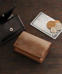 PRAIRIE/[PRAIRIE] ブライドルレザー BOX型 日本製 小銭入れ コインケース/501990847
