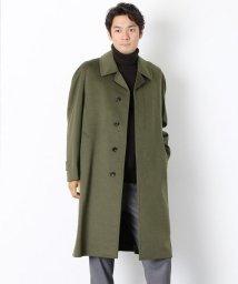 sankyoshokai/カシミヤコート ステンカラーコート メンズ/501990951