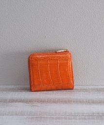 mieno/[mieno] クロコダイルレザーミニ財布/501991065
