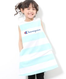 ROPE' PICNIC KIDS/【ROPE' PICNIC KIDS】【Champion】ボーダーワンピース/501991727