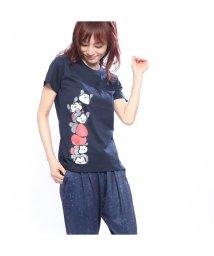 Disney/ディズニー Disney レディース 半袖Tシャツ DN-9C22199TSTM/501991758