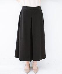 haco!/スカートのように見えて実は楽ちん!カットソーフレアーパンツ/501979567