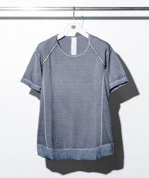 C DIEM/C DIEM(カルペディエム) 硫化染クルーネックTシャツ/501987474