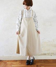 and it_/ふくれジャガードジャンパースカート/501991254