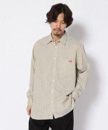 Schott/【直営店限定】OVER SIZE BIG SHIRT/オーバーサイズ ビッグシャツ/501992542