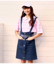 ANAP GiRL/サス付きベルト刺繍スカート/501992609