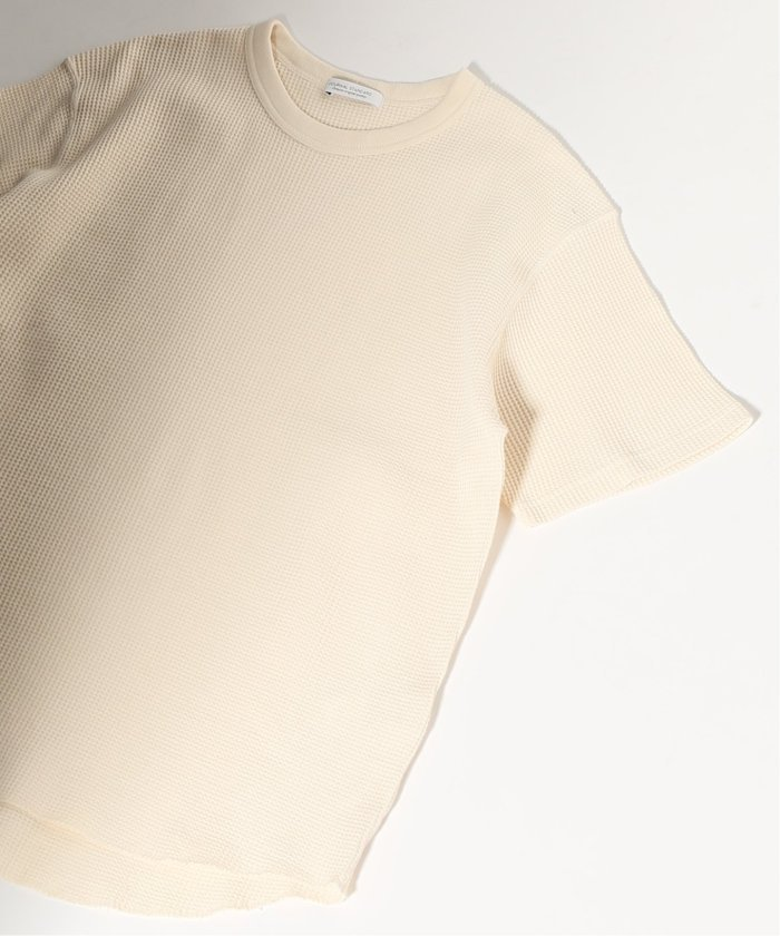 16S T/CサーマルC/N Tシャツ