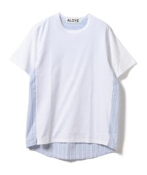 BEAMS OUTLET/ALOYE / Shirt Fabrick Tee 19SS/501993416