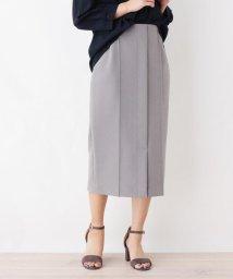 SOUP/センタータックミモレタイトスカート/501993603