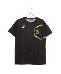 ASICS/アシックス asics バレーボール ノースリーブシャツ LIMOプリントシヨートスリーブTO 2031B014/501994560